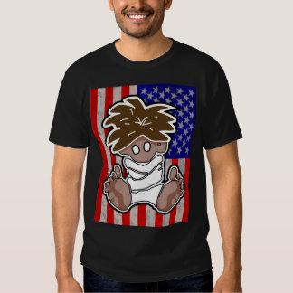 Crazy American Kids T-shirt