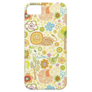 Crazy Animals Case For The iPhone 5