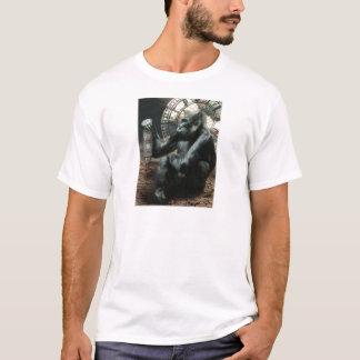 Crazy Ape Gorilla Animals T-Shirt