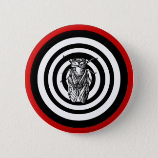 Crazy as Kafka 2 Inch Round Button