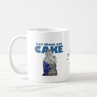 Crazy Aunt Nancy Let Them Eat Cake Coffee Mug