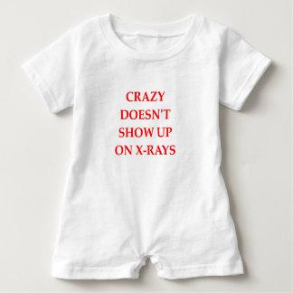 CRAZY BABY ROMPER