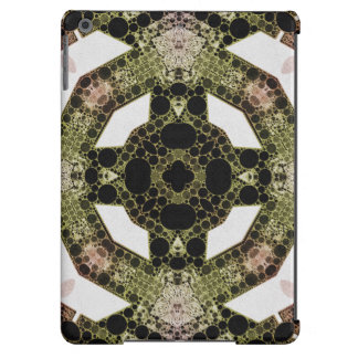 Crazy Beautiful Abstract iPad Air Cover