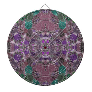 Crazy Beautiful Abstract Dart Boards