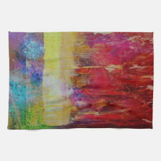 Crazy Beautiful Abstract Kitchen Towel