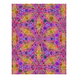 Crazy Beautiful Abstract Letterhead