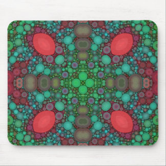 Crazy Beautiful Abstract Mouse Pad