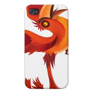 Crazy Bird Case For iPhone 4