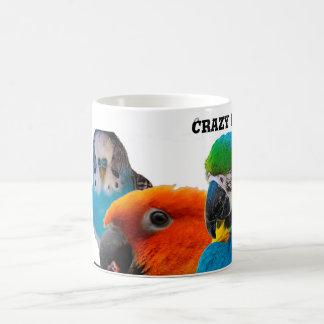 Crazy Bird Lady Coffee Mug