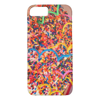 Crazy Birthday Cake iphone Case