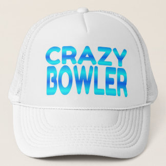 Crazy Bowler Trucker Hat