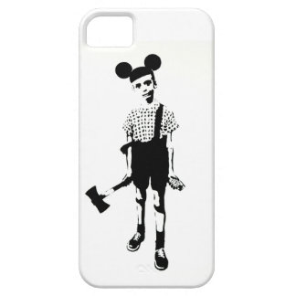 crazy boy iPhone 5 cover
