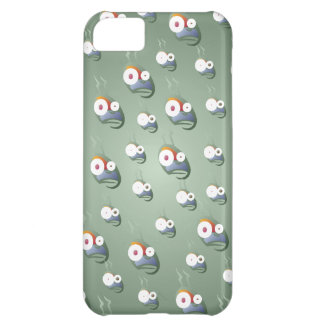 Crazy Bug-Eyed Alien iPhone5 Case iPhone 5C Case