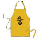 Crazy cat cool funny apron