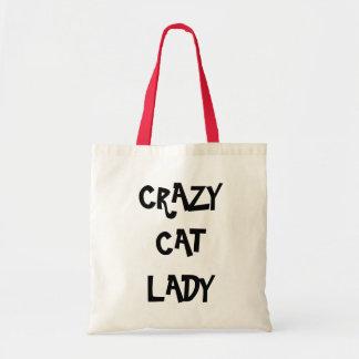 Crazy Cat Lady Bag