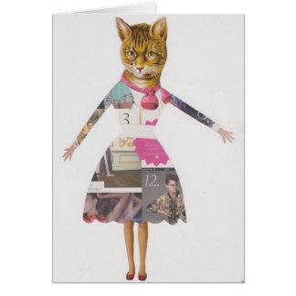 Crazy Cat lady cards