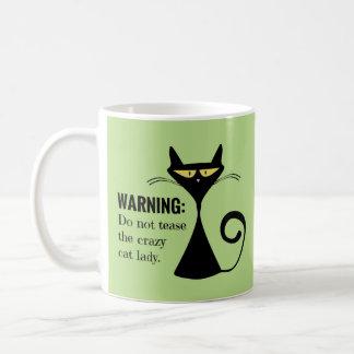 Crazy Cat Lady Coffee Mug