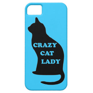 Crazy Cat lady feline animal pet pets cats people iPhone 5 Cover