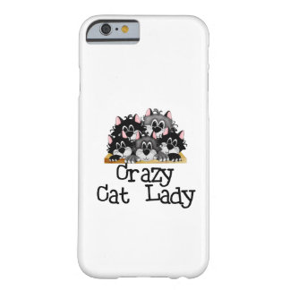 Crazy Cat Lady iPhone 6 case Barely There iPhone 6 Case