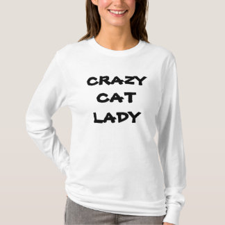 CRAZY CAT LADY THREE BLACK CATS HOODIE