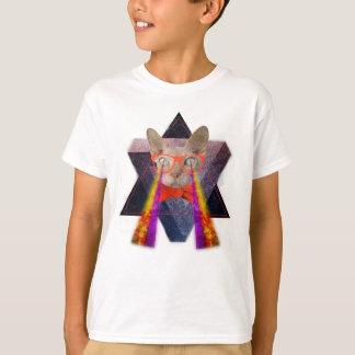 Cat Laser Beam Eyes Shirt