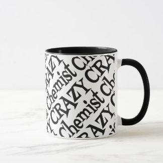 Crazy Chemist Mug