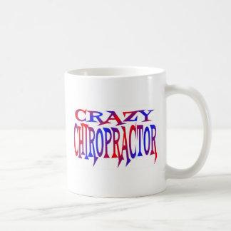 Crazy Chiropractor Coffee Mug