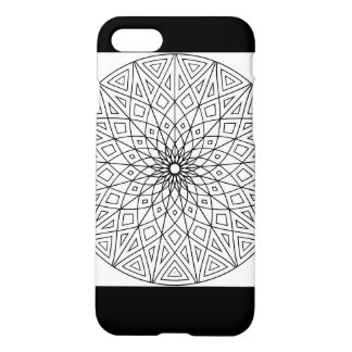 crazy circle iPhone 7 case