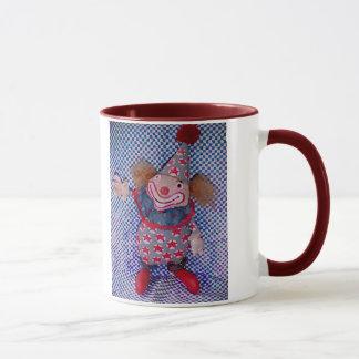 Crazy Clown Mug