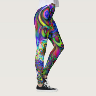 Crazy Colors #2 Leggings