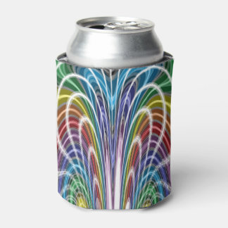 Crazy Colors Can Cooler