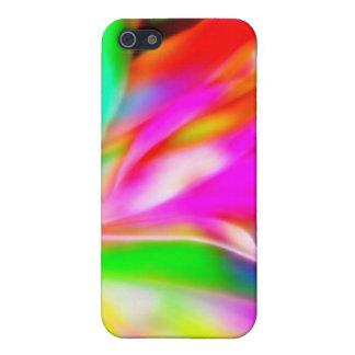 Crazy Colors Case iPhone 5 Cases