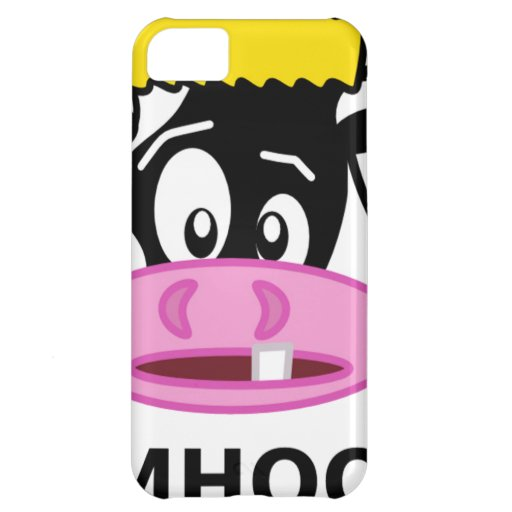 crazy cow iPhone 5C cover