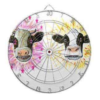 Crazy Cows Dartboard