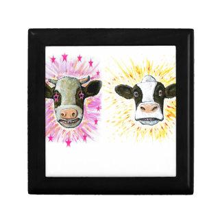 Crazy Cows Gift Box
