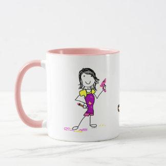 Crazy Crafter Mug