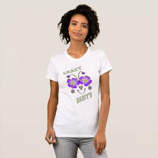 Crazy Daisies Logo T-Shirt
