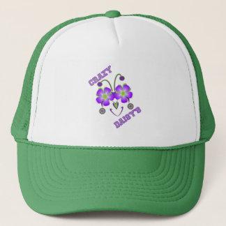 Crazy Daisies Logo Trucker Hat