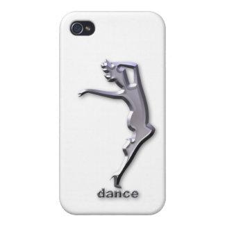 Crazy Dance iPhone 4/4S Cases