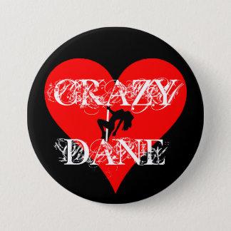 Crazy Dane Button