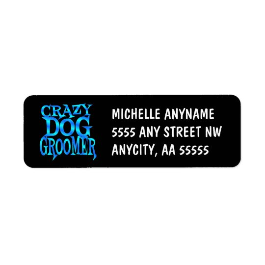 Crazy Dog Groomer