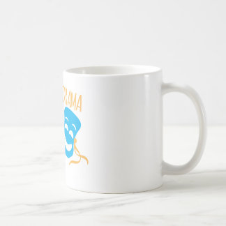Crazy DRAMA Lady Coffee Mug