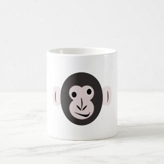 Crazy Eyed Chimp Mug