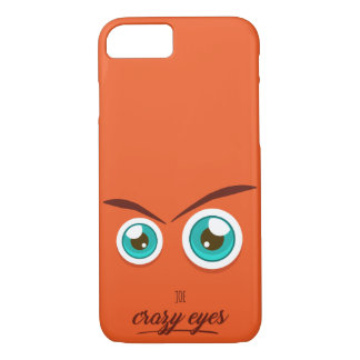 Crazy eyed Joe iPhone 8/7 Case
