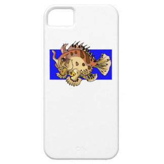 Crazy Fish iPhone 5/5S Cover