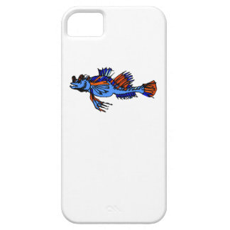 Crazy Fish iPhone 5 Cover