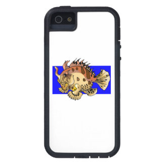 Crazy Fish iPhone 5 Covers
