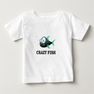 crazy fish yeah baby T-Shirt
