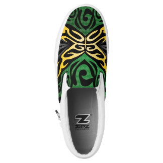 Crazy Flag #111 Slip-On Sneakers