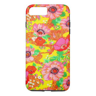 Crazy Floral iPhone 7 Plus Case